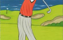 Golf training III