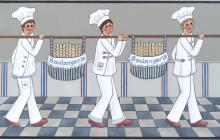"The little ""Boulangers"""
