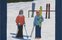 Day for skiing II