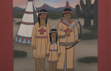 We are American Indians